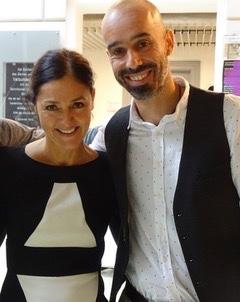 Silvia Eger-Marte und Hubert Kriebernegg